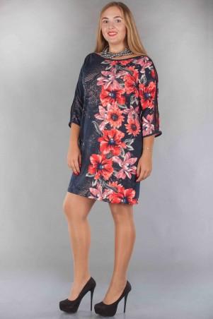 Alpama: Платье SO-13103-RED - главное фото