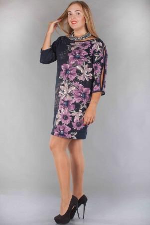 Alpama: Платье SO-13103-LIL - главное фото