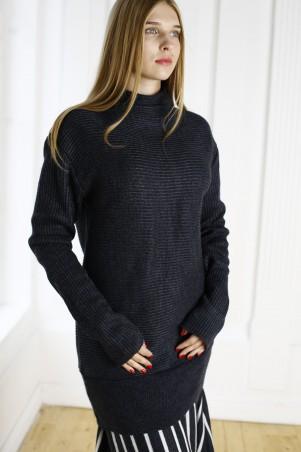 Шатня: Костюм с удлиненным свитером. Я 1118 - главное фото