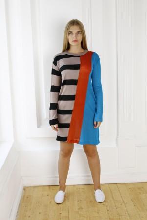 Шатня: Платье в стиле 80-х Я 1106 - главное фото