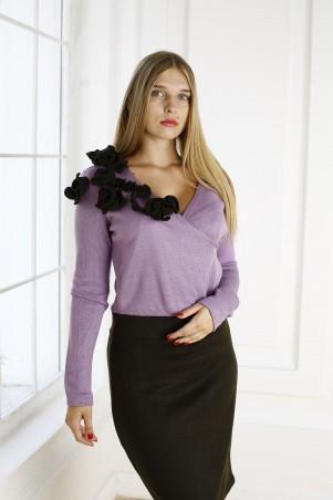 Шатня: Платье с запахом Я 1105 - главное фото