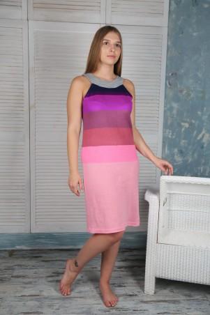 Шатня: Платье в полоску я0300 - главное фото