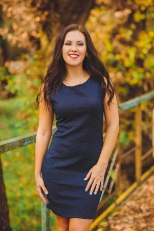 BIBI-Brand: Платье Анабель синий - главное фото