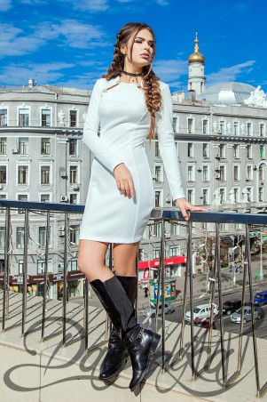 Daminika: Облегающее платье «Caprizz»11616 11616 - главное фото