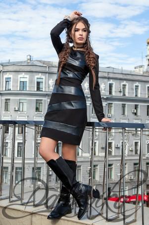 Daminika: Экстравагантное платье «Siena» 11617 - главное фото