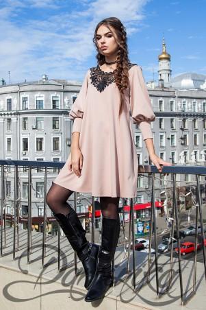 """Daminika: А – образное платье """"Stella"""" 11618 - главное фото"""