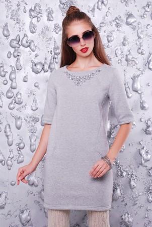 """TessDress: Платье в стиле оверсайз """"Next"""" 1404 - главное фото"""