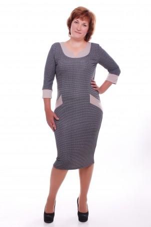 """TessDress: Женское платье """"Грация 2"""" 1402 - главное фото"""