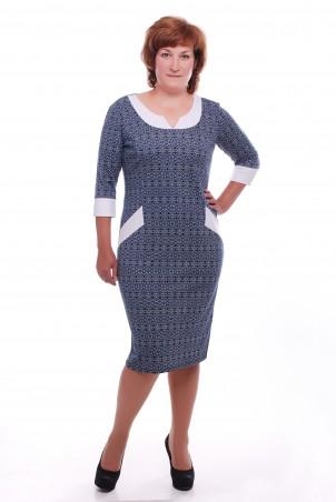 """TessDress: Женское платье """"Грация"""" 1401 - главное фото"""