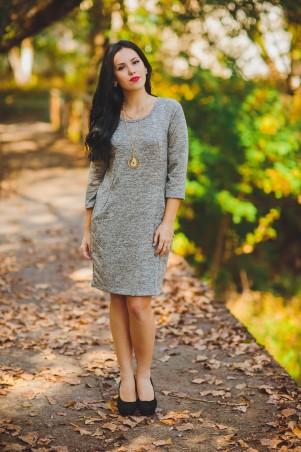 BIBI-Brand: Платье Пейдж т.серый - главное фото