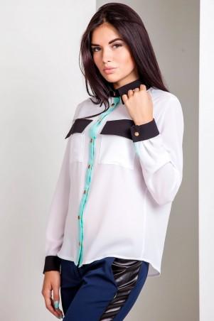 Simply brilliant: Блуза Брайт - главное фото