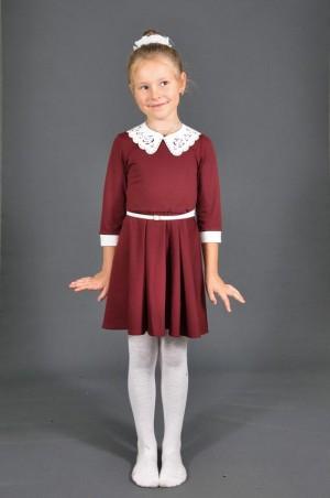 "Leader Class Plus: Платье ""Ажур"" 1646 - главное фото"