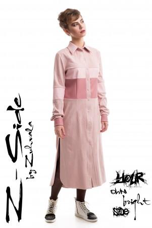 Z-Side by Zuhvala: Платье-рубашка Ксена - главное фото