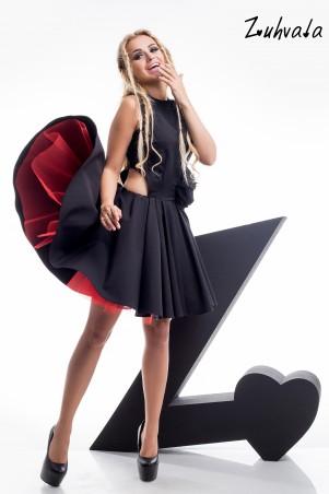 Zuhvala: Платье Варьете - главное фото