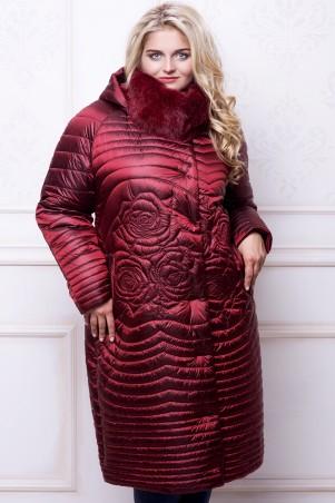 Riches: Зимнее двубортное пальто 567 - главное фото