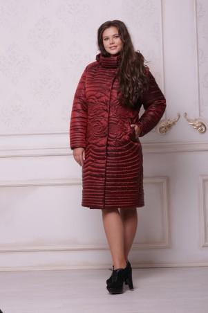 Riches: Модное двубортное пальто 566 - главное фото