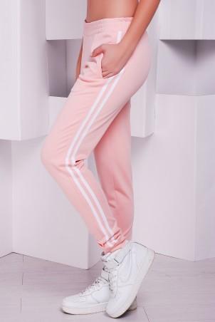 TessDress: Спортивные штаны от костюма «Восторг» pink 2070 - главное фото