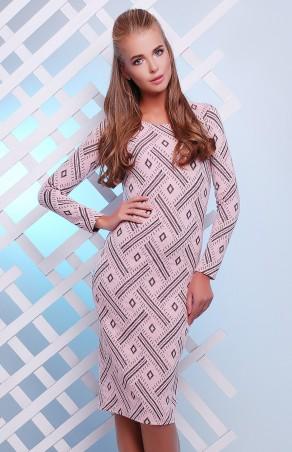 MarSe: Платье 1627 розовый - главное фото