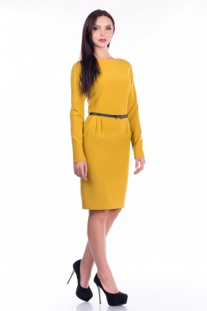 Tales: Офисное платье West pk1076 - главное фото