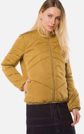 MR520 Women: Утепленная демизезонная куртка MR 202 2228 0816 Mustard - главное фото
