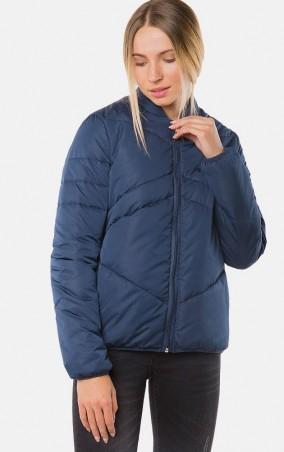 MR520 Women: Утепленная демизезонная куртка MR 202 2228 0816 Blue - главное фото