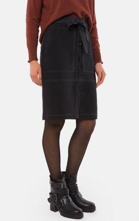 MR520 Women: Юбка с высокой талией MR 203 2205 0916 Black - главное фото