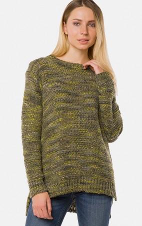 MR520 Women: Джемпер MR 221 2258 0816 Green - главное фото