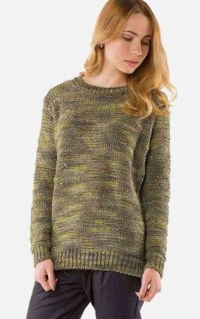 MR520 Women: Джемпер оверсайз (oversize) MR 221 2258 0816 Green - главное фото