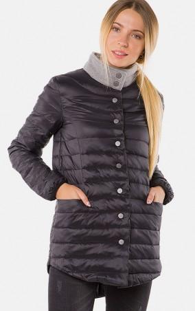 MR520 Women: Куртка MR 202 2201 0816 Black - главное фото