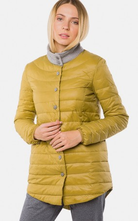 MR520 Women: Куртка MR 202 2201 0816 Antic green - главное фото