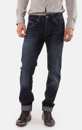 MR520: Зауженные джинсы MR 127 1154 0816 Light Nord - главное фото