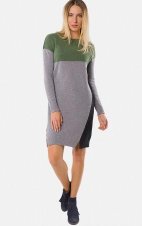 MR520 Women: Платье MR 229 2247 0816 Gray - главное фото