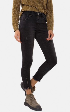 MR520 Women: Зауженные джинсы skinny MR 227 2279 0816 Black - главное фото