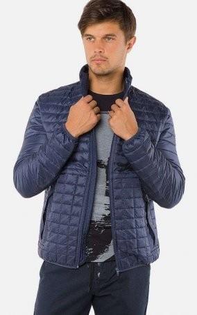 MR520 Men: Утепленная демизезонная куртка MR 102 1165 0816 Blue - главное фото