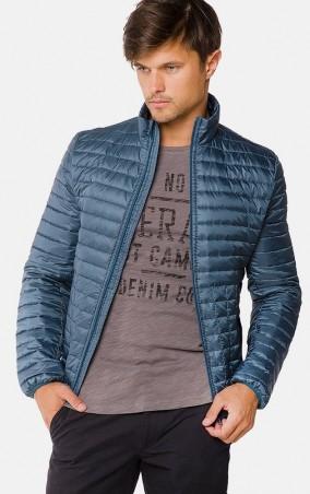 MR520 Men: Утепленная демизезонная куртка MR 102 1165 0816 Sea Green - главное фото