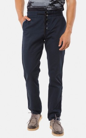 MR520 Men: Спортивные брюки MR 103 1149 0916 Dark blue - главное фото
