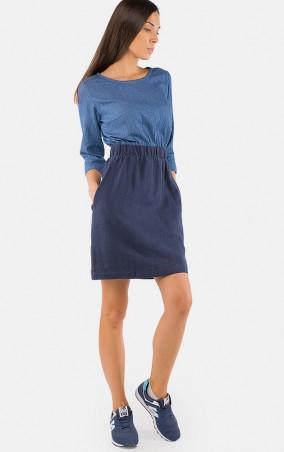 MR520 Women: Платье MR 229 2240 0916 Dark Blue - главное фото