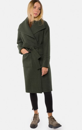 MR520 Women: Пальто MR 220 2232 0916 Green - главное фото