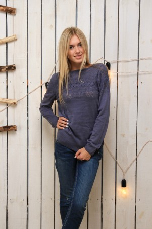 ALDI: Свитер Люси джинс - главное фото