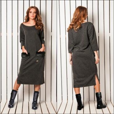 Anila Amor: Платье 22210.2А - главное фото