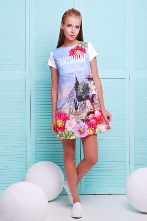 Glem: Платье Santorini  Тая-2К к/р - главное фото