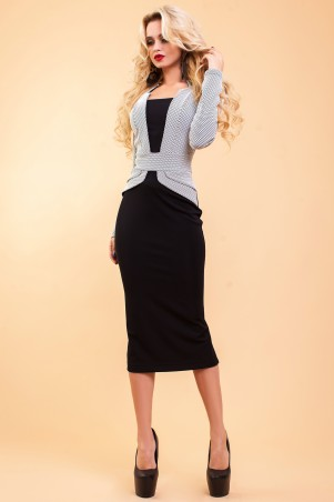 Jadone Fashion: Платье Неери М-4 - главное фото