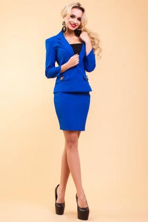 Jadone Fashion: Костюм (с юбкой) Терри_1 (М2) - главное фото
