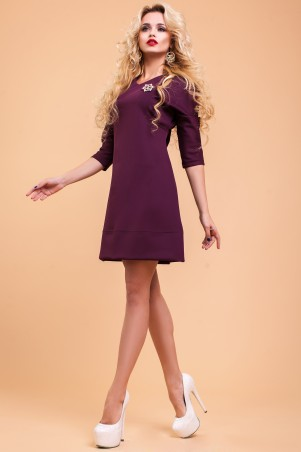 Jadone Fashion: Туника-платье Шалли М-5 - главное фото