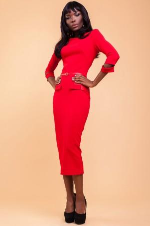 Jadone Fashion: Платье Ненси М-2 - главное фото