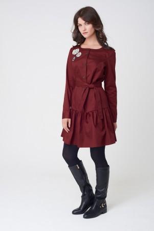RicaMare: Осеннее платье RM1569 - главное фото