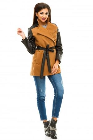 Look At Fashion: Пальто 22213 - главное фото