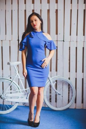 BIBI-Brand: Платье Мисти электрик - главное фото