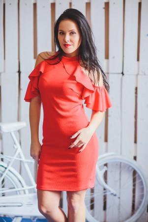 BIBI-Brand: Платье Мисти красный - главное фото