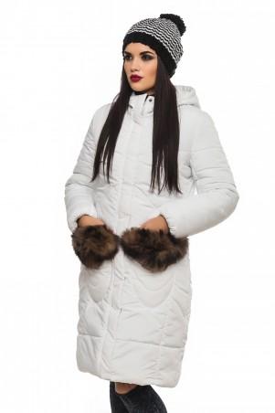 Кариант: Куртка зима Эля-белый - главное фото